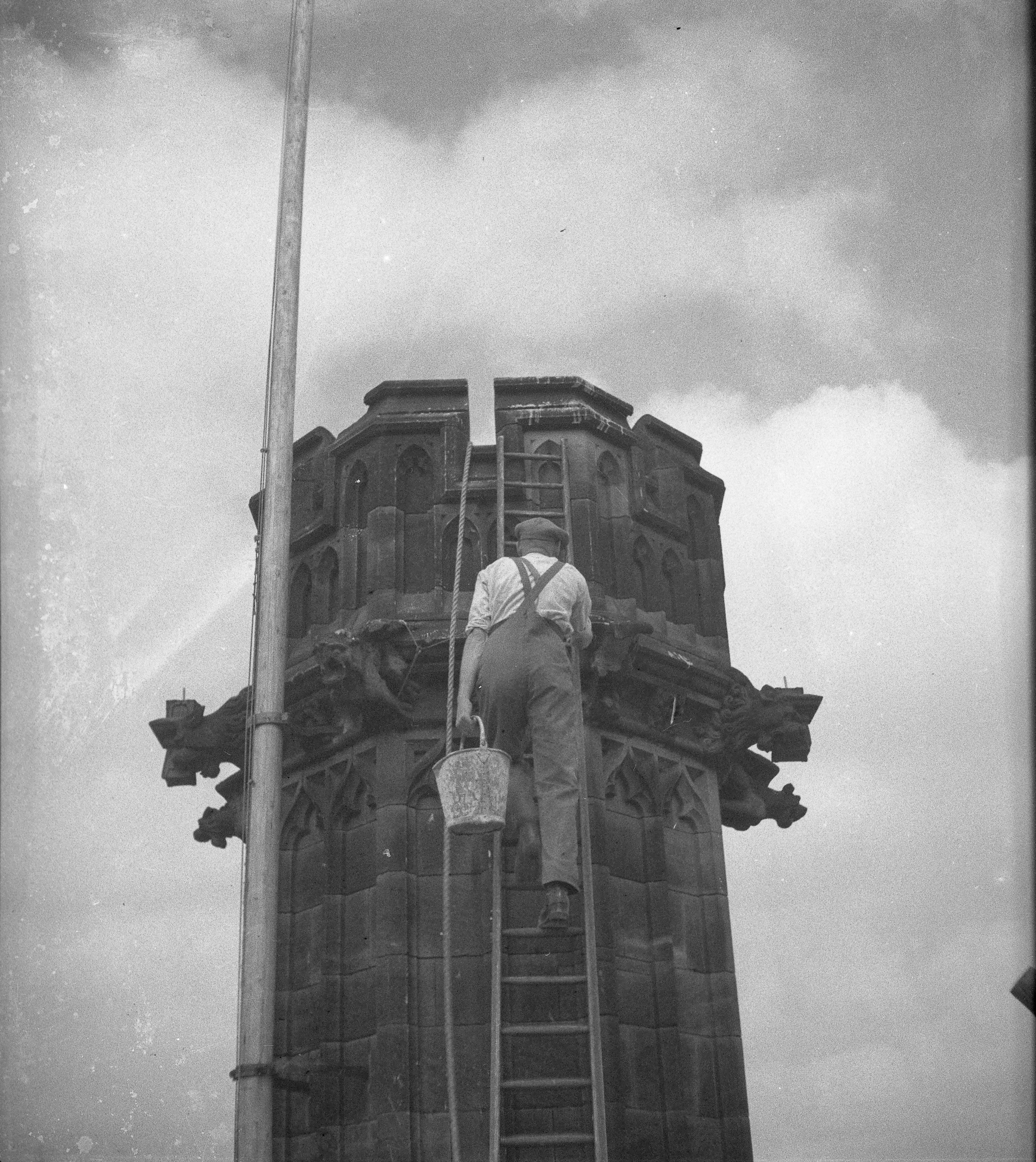 A Head for Heights 1950s