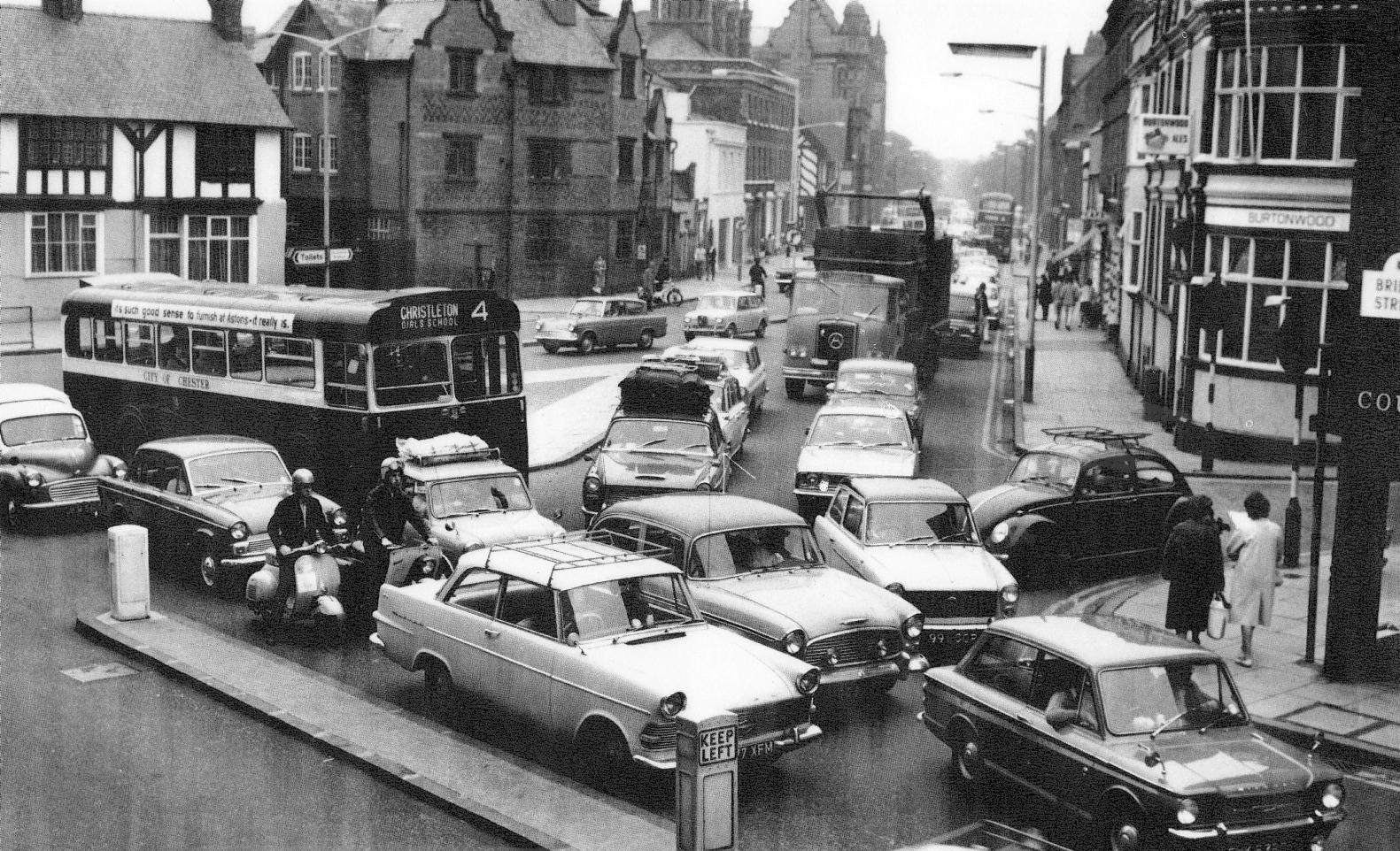 Gridlock 1960s