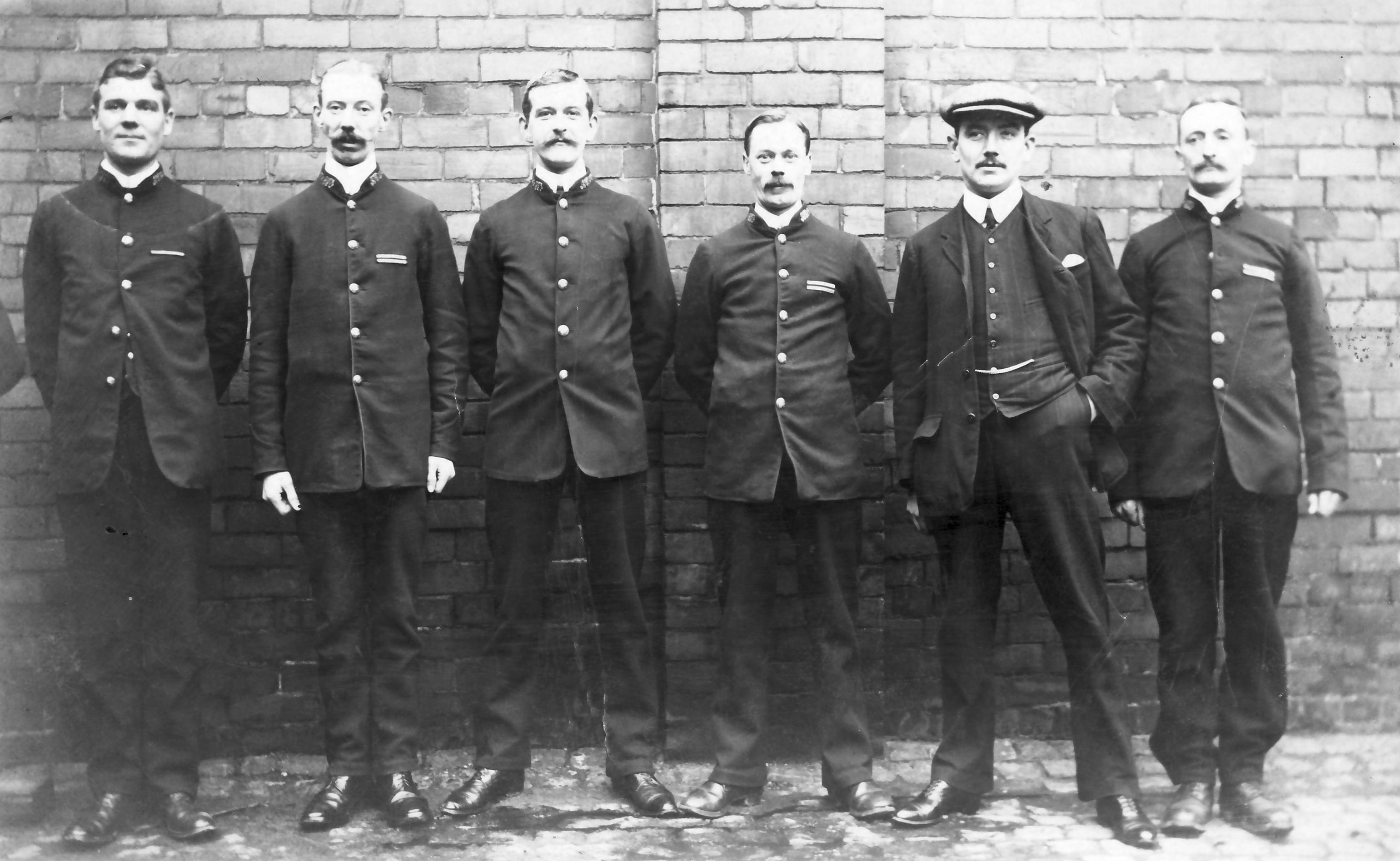 Chester Postmen 1910